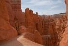 Bryce Canyon N.P.  - Abstieg in den Canyon