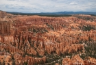 Bryce Canyon N.P.  - Blick in den Queens Garden