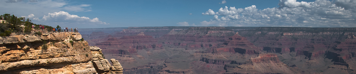 Nordamerika - Grand Canyon NP.