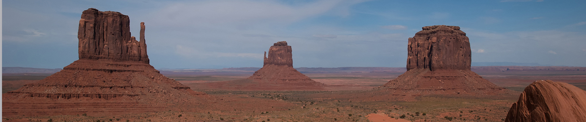 Nordamerika - Monument Valley N.M.