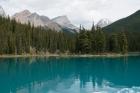 Maligne Lake - Jasper N.P. - Alberta