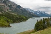 Waterton Lakes N.P. - Alberta - Waterton Lake