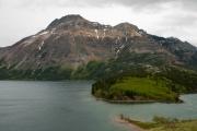 Waterton Lakes N.P. - Alberta - Blick vom Bear`s Hump