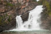 Waterton Lakes N.P. - Alberta - Cameron Falls