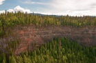 Wells Gray P.P. - Spahats Creek und Canyon