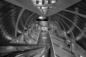 Bahnstation - Köln